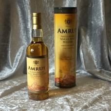 Amrut cask strength 62,8%
